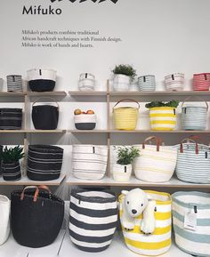 Grüsse aus Frankfurt und @ambientefair . In 2016 about 4386 exhibitors from 95 nations showcased their products here and there were around 136 000 visitors from 143 countries. Now we are here too, as one of the 44 @wfto_fairtrade certified design companies. Find us here: Hall 11 Level 0 Stand B46. You can also find Mifuko at WFTO stand: Hall 10 Level 1 FOY01. Willkommen ❤️. #mifuko #mifukodesign #ambiente17 #fairtrade #sustainabledesign #ambientefair