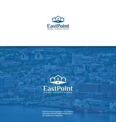 Logo design for EastPoint Home Inspections.
