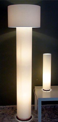 lampara de pie que de buena luz para poder leer en lo sillones
