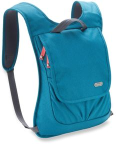The REI Cambria Flap daypack is a compact daypack with a slim profile. #REIGifts