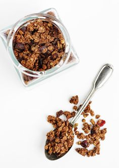 Chocolate Granola - Citrus and Candy