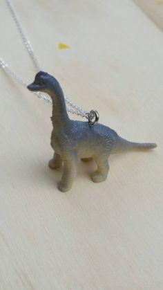Diplodocus Necklace