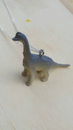 Diplodocus Necklace