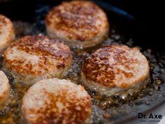 Turkey breakfast sausage recipe - Dr. Axe