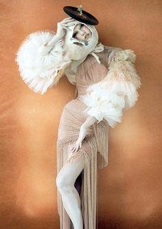 Karlie Kloss for VOGUE by Tim Walker.