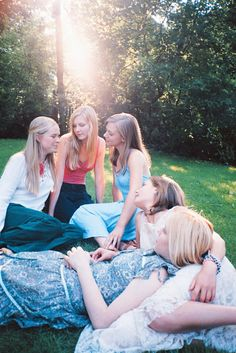 The Virgin Suicides is quite literally one of the best things ever.