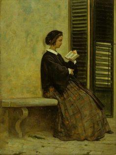 Silvestro Lega - 1864