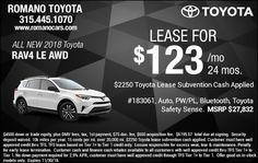 Image Result For 2018 Toyota Highlander Lease Specials