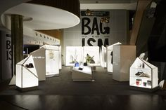 Sugar Lady Pop-up store by PRISM DESIGN Shanghai  China