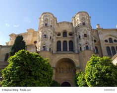 Cathedral of Malaga, Spain - This is a church in the city center built on the remains of a mosque. Its architecture and gardens are impressive and the attraction itself is well worth your visit.