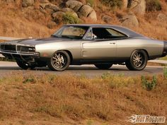 1969 charger | 1969 Dodge Charger Left Side Photo 3
