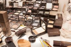Episode 5: Goodies in the Laura Mercier Makeup Room for creating androgynous looks on women...and men!