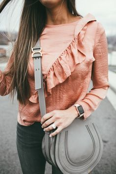 A look into the AWESOME Nordstrom sale + chic style inspiration!