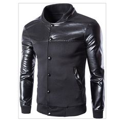 http://fashiongarments.biz/products/bomber-leather-jacket-joining-together-jaqueta-couro-mens-pu-leather-jacket-street-skate-jacket-high-quality-autumn-winter-coat/,    Product Description  2015 New College Student Jaqueta Couro Baseball Jacket Men PU Leather Jacket Fashion Element Street Skate Brand Sport Jacket About ...,   , fashion garments store with free shipping worldwide,   US $33.98, US $23.79  #weddingdresses #BridesmaidDresses # MotheroftheBrideDresses # Partydress