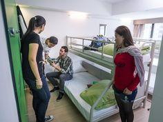 YHA Mei Ho House Youth Hostel in Hong Kong