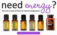 Whether you need a boost during a rainy day or a slow afternoon, check out these oils for natural energy!