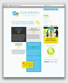Les Lunettes Bleues - Club Services