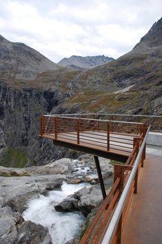 National Tourist Route Trollstigen / Reiulf Ramstad Architects