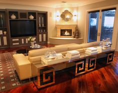 Greek Key Design Ideas, Pictures, Remodel, and Decor - page 6