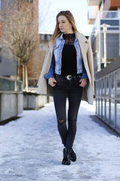 Winter layering Layering, Diamonds, Hipster, Style, Fashion, Swag, Moda, Hipsters, Fashion Styles
