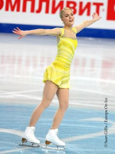 Kiira Korpi 2012 ISU European Figure Skating Championships Sheffield, Short Program