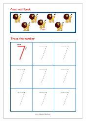 Number Tracing - Tracing Numbers - Number Tracing Worksheets - Tracing Numbers 1 to 10 - Writing Numbers 1 to 10 - MegaWorkbook Letter Worksheets For Preschool, Alphabet Tracing Worksheets, Numbers Kindergarten, Numbers Preschool, Alphabet Coloring Pages, Kindergarten Math Worksheets, Math Numbers, Writing Numbers, Math Activities