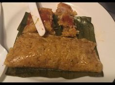 Pasteles De Arroz, Tradición Puertorriqueña De Corozal, Con Yvonne - YouTube