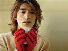 Takeshi Kaneshiro...