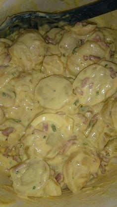 Salade de pommes de terre Alsacienne | Recettes Cookeo