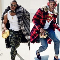 Cam Newton Wears This Falls Most Cam NewtonApproved Clothes Fur - Feuerwehr skin fur minecraft pe