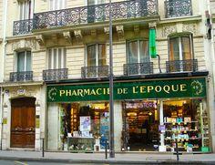 Paris, 6th Arrondissement, rue du Four Pharmacy