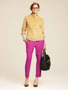 J.Crew, Canada, fall collection