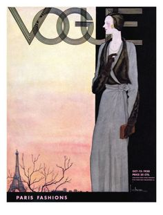 1930 Vogue