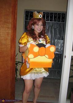 princess daisy. Mario Kart - Homemade costumes for groups