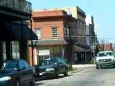 Downtown Vicksburg, Mississippi