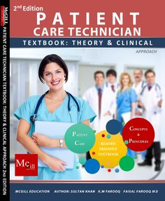 7 Best Patient Care Technician Textbook (Education Material