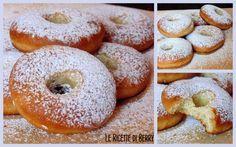 Ciambelle al Forno Senza Uova | Le Ricette di Berry le ciambelle al forno senza uova sono dei dolci gustosi e semplicida preparare, una merenda genuina ...