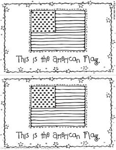 USA: TpT Freebie America Emergent Reader .....Follow for Free 'too-neat-not-to-keep' teaching tools & other fun stuff :)