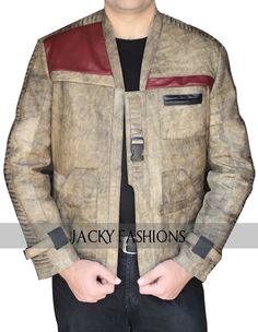 #Finn #StarWars #TheForceAwakens #Jacket with #lowprice #ValentinesDays #Sale Offer at our #onlineshop JackyFashions.com         #heros #amazing #moda #actionmovies #hollywood #blockbuster #leatherfashion #model #lifestyle #holiday #wonderfull #memes #gifs #people #usafashion #fashion #menswear #mensfashion #mensstyle #awesum