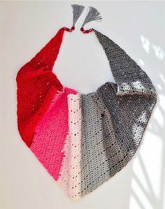 Diamonds Scarf Free Crochet Pattern   Free Crochet Patterns