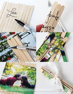"We've all seen the very sweet ""Open When"" letters idea, where you send your other half a series of letters to open in different situations (Open When You're Sad, Open When You Miss Me, ect,. Bf Gifts, Love Gifts, Craft Gifts, Gifts For Him, Diy Boyfriend Gifts, Boyfriend Boyfriend, Party Gifts, Open When Envelopes, Open When Letters"