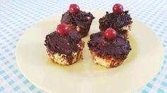 recept voor matchamuffins