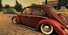 Slammed VW rhd