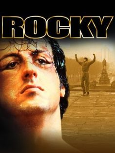 Rocky (1976) movie #poster, #tshirt, #mousepad, #movieposters2