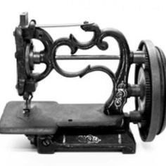 This IS Your Grandmother's Sewing Machine