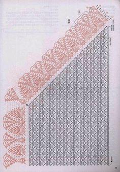 Crochet Merveilles: Châles et Châle Crochet