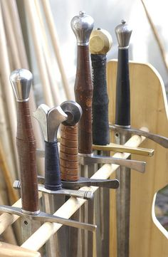 Weapon Rack by xeophin, via Flickr