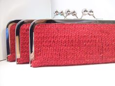 Anytime Accessory Knit Clutch