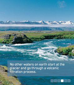 Исландская минеральная вода, skyn iceland!