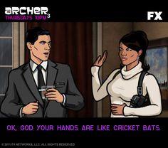 Archer - I adore this show.